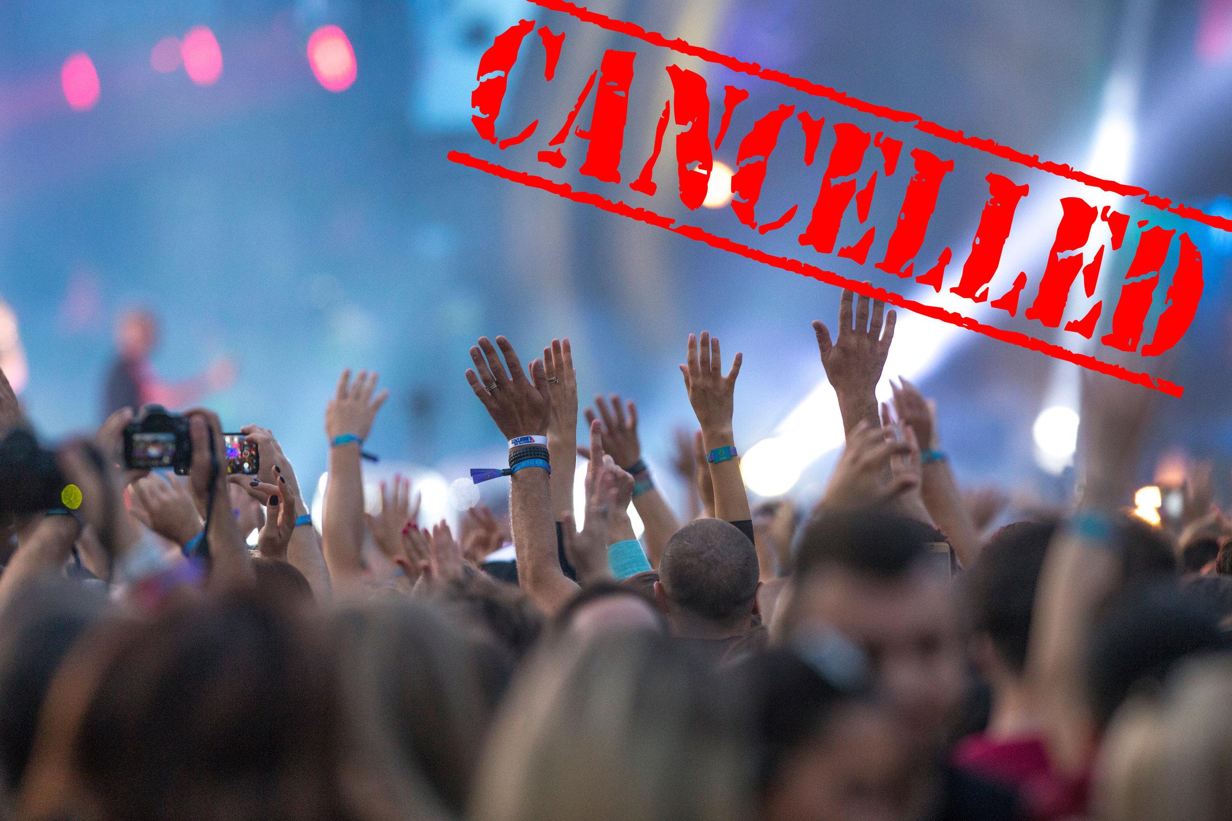 Afbeelding blog Festival afgelast; kan ik mijn schade verhalen op de overheid?